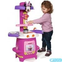 Игровая Кухня Cooky Minnie Mouse Smoby