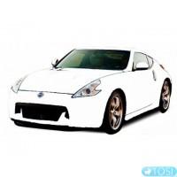 Машинка микро р/у 1:43 лиценз. ShenQiWei Nissan 370Z (белый)