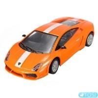 Машинка микро р/у 1:43 лиценз. ShenQiWei Lamborghini LP560 (оранжевый)
