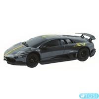 Машинка микро р/у 1:43 лиценз. ShenQiWei Lamborghini LP670 (черный)