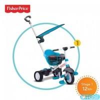 Трехколесный Велосипед Charm Plus 3 в 1 Fisher Price