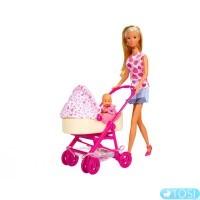 Кукла с Младенцем Steffi Simba