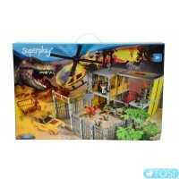Игровой набор Парк Динозавров Simba
