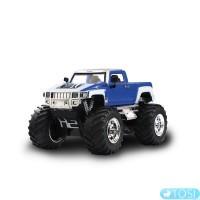 Джип микро р/у 1:43 Hummer (синий) Great Wall Toys