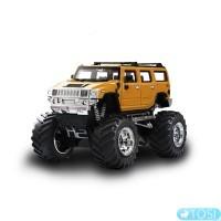 Джип микро р/у 1:43 Hummer (желтый) Great Wall Toys
