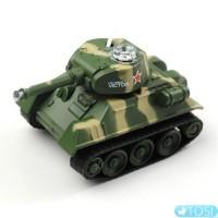 """Танк микро р/у """"Tank-7"""" (СССР) Happy Cow"""