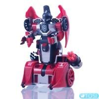 Трансформер на р/у  LX Toys Knight (красный)