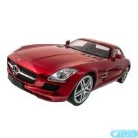 Машинка р/у 1:14 Meizhi лиценз. Mercedes-Benz SLS AMG (красный)