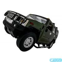 Машинка р/у 1:10 Meizhi лиценз. Hummer H2 (зеленый)