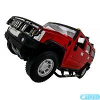 Машинка р/у 1:10 Meizhi лиценз. Hummer H2 (красный)
