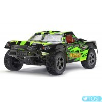 Шорт 1:8 Himoto Mayhem MegaE8SCL Brushless (зеленый)