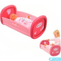 Колыбель для куклы Baby Nurse Smoby