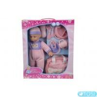 Кукольный набор Simba Пупс с аксессуарами., 30 см