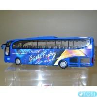 Машинка Автобус Туристический Dickie