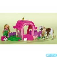 Кукла Evi  и ферма с аксессуарами Simba