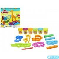 Игровой набор Веселое сафари Play-Doh