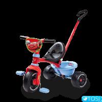 Велосипед трехколесный металлический Be Move Car 2 Smoby