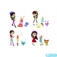LITTLEST PET SHOP Модница Блайс и зверюшка (в ассорт.)