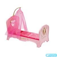 Интерактивная кроватка для куклы BABY BORN - СЛАДКИЕ СНЫ ПРИНЦЕССЫ (свет, звук)