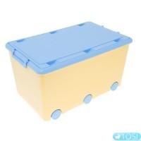 Ящик для игрушек Tega baby Chomik