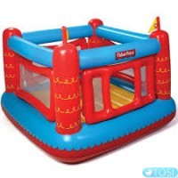 Игровой центр Bestway Крепость Fisher Price 93504