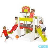 Спортивно-игровой комплекс Smoby Fun Center 310059