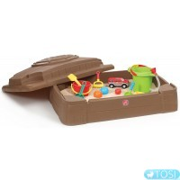 Песочница Step 2 Play&Store 830299