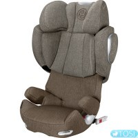 Автокресло Cybex Solution Q3-fix Plus 15-36 кг