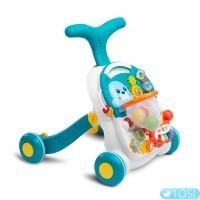 Игровой центр - ходунки 2в1 Toyz Spark