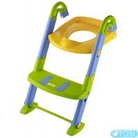 Детское сиденье для унитаза 3 в 1 Rotho Babydesign KidsKit Toilet Trainer