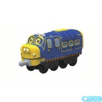 Паровозик-инженер Chuggington Брюстер