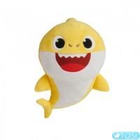 Інтерактивна м'яка іграшка BABY SHARK Малюк Акуленятко, 30 см