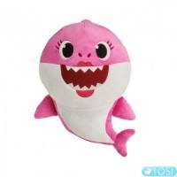 Інтерактивна м'яка іграшка BABY SHARK Мама Акуленятка, 30 см