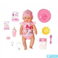Кукла BABY born Волшебная девочка серии Нежные объятия