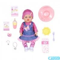Кукла BABY born Джинсовый Лук серии Нежные объятия