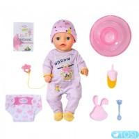 Кукла BABY born Кроха серии Нежные объятия