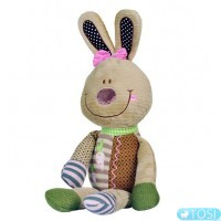 Мягкая игрушка BabyOno Кролик 45 см