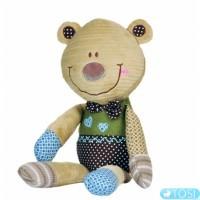 Мягкая игрушка BabyOno Мишка 45 см