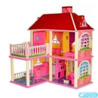 Домик для кукол Bambi My lovely villa 6980