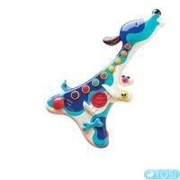 Музыкальная игрушка Battat Пес-гитарист