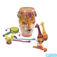 Музыкальная игрушка Battat Леопард