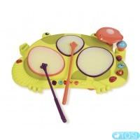 Музыкальная игрушка Battat Кваквафон со светом и звуком