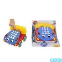 "Интерактивная игрушка ""Машинка-телефон""  Simba"