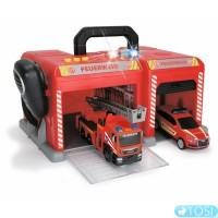 Спасательная станция Пожарных Dickie 3716013