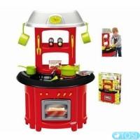 Кухня Ecoiffier Chef-Cook с духовкой и умывальником, 19 аксес