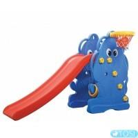 Детский игровой центр – горка Edu-Play Щенок WJ-315