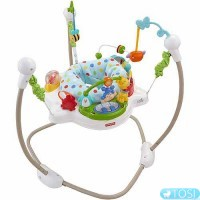 Прыгунки Fisher Price Zoo Party Jumperoo CBP03