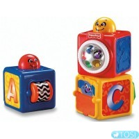 Кубики Fisher-Price 74121