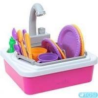 Ігровий набір Keenway Кухонна мийка з водою