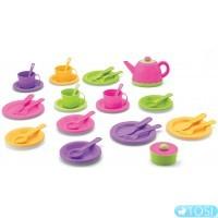 Набор посуды Keenway Чаепитие, 34 предмета